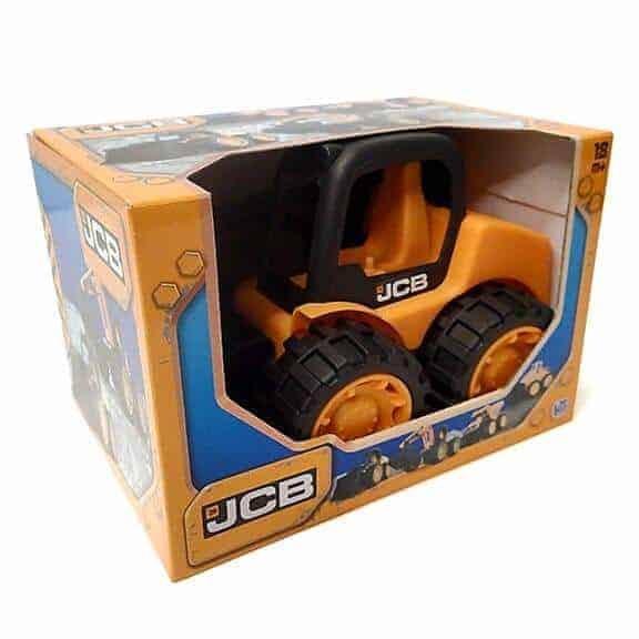 JCB skid steer in package