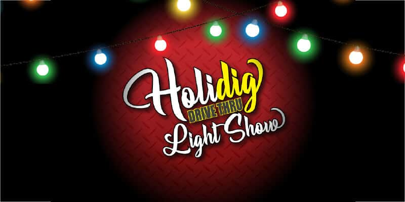 Holiday Light Show tickets page image