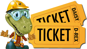 Click here to purchase tickets to Diggerland USA