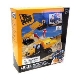 JCB multi construct dump truck packaging