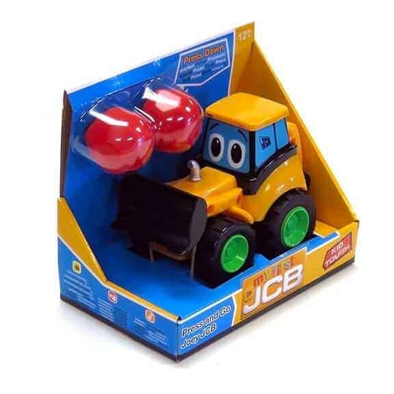 JCB Press and Go Joey in package
